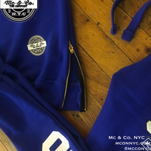 "Royal Blue ""Stay In Your Lane"" Jogger Set"