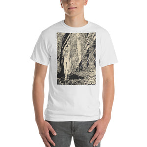 Heavy Cotton Short-Sleeve Unisex T-Shirt - Forest Nymph