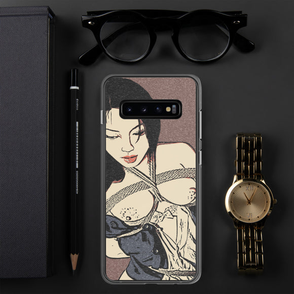 Samsung Galaxy Solid Case - Shibari Games