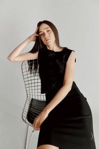 JUN. 18.  Vertical X Skirt & Top (SET) -20% OFF