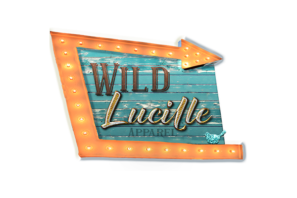 Wild Lucille Apparel - wholesale women's graphic teeshirts. Western, country, junky, cactus, vintage, cowgirl