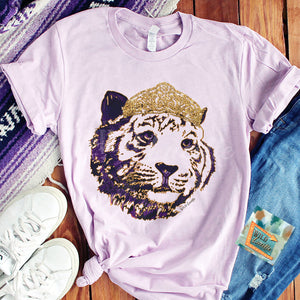tiger king inspired tiger queen graphic tee wholesale for boutiques