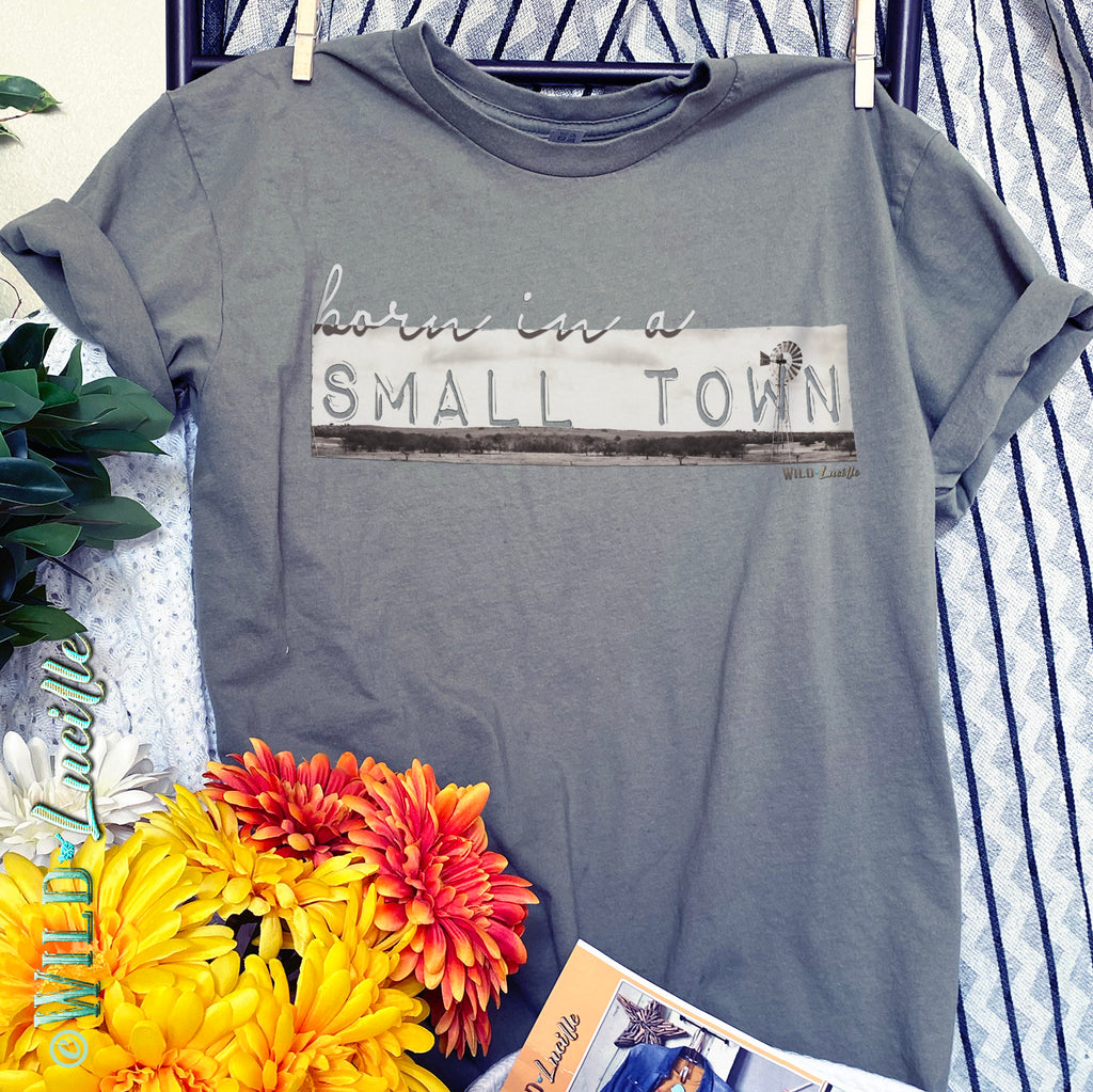 Born In A Small Town