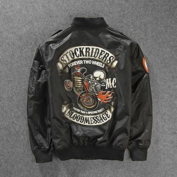 Stockriders Motorcycle Bomber Jackets