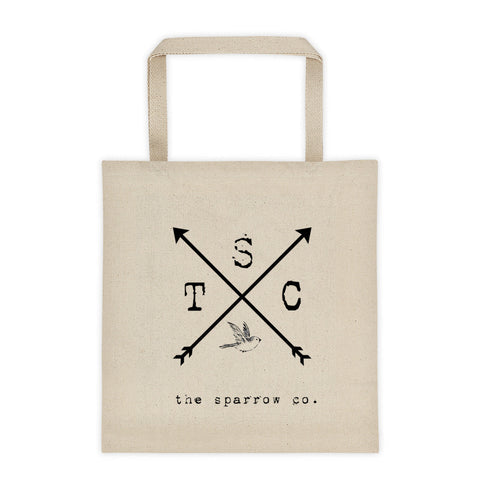 Signature Arrow Tote