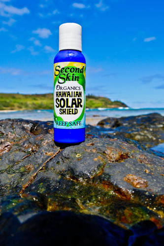 COMING SOON: Hawaiian Solar Shield Lotion