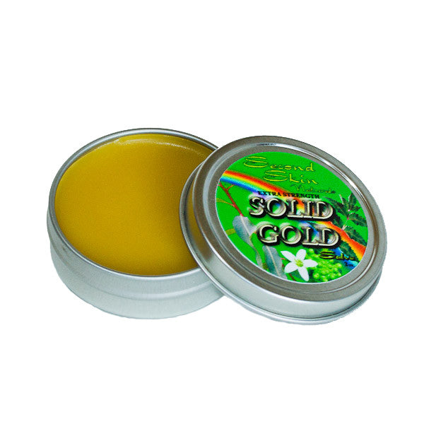 COMING SOON: Extra Strength Solid Gold Salve