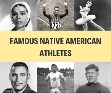 Famous Native American Athletes