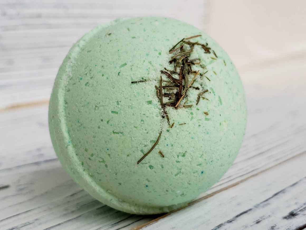 Sweetgrass Bath Bomb