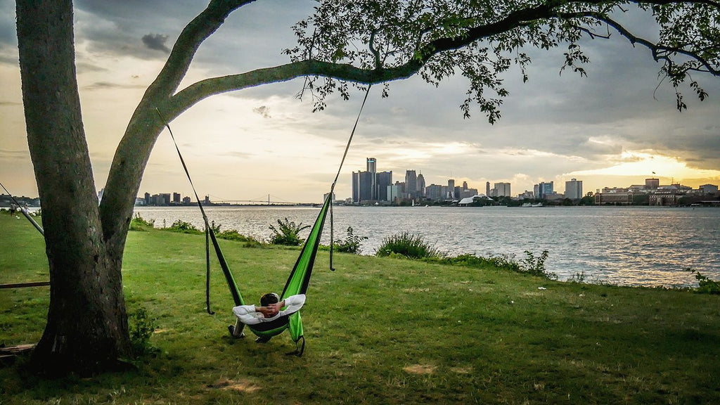 Top 5 Best Places to Hammock in Michigan