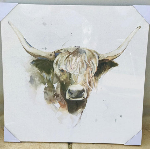 Canvas Yak