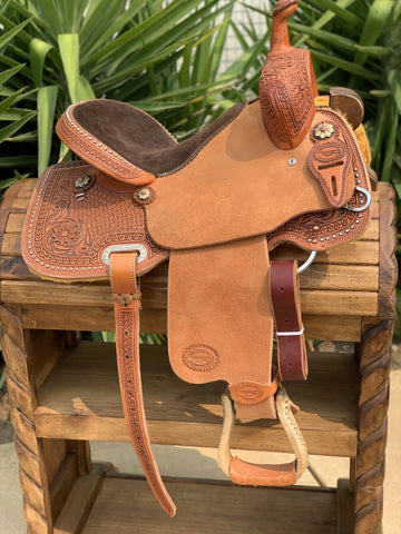 "14"" Barrel Saddle"