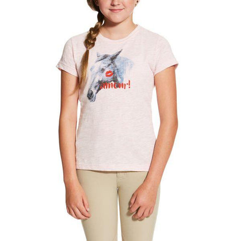Ariat Girl's Amour Tee