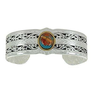 Sweet Memories Glacier Turquoise Cuff