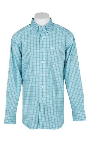 Julian Plaid LS Shirt