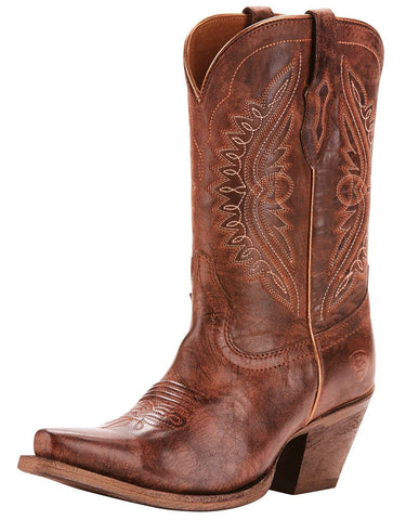 Ladies Ariat Circuit Stella Crossfire Cocoa