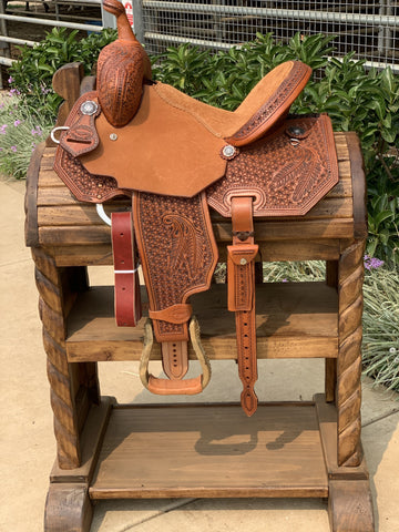"13"" Barrel Saddle"