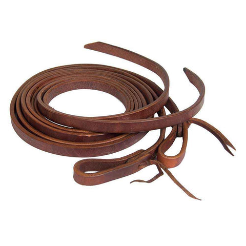 "1/2"" Heavy Oil Split Reins"