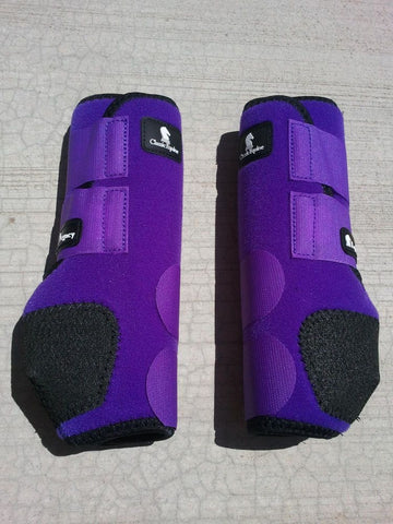 Legacy Splint Boot - Purple