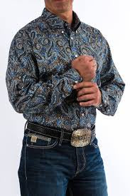 Men's Cinch Corral Western