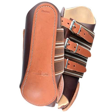 Leather Splint Boot