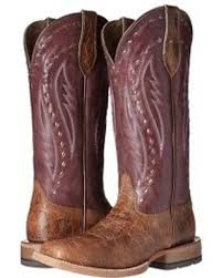 Ladies Callahan Cattleguard Tan/Mulberry