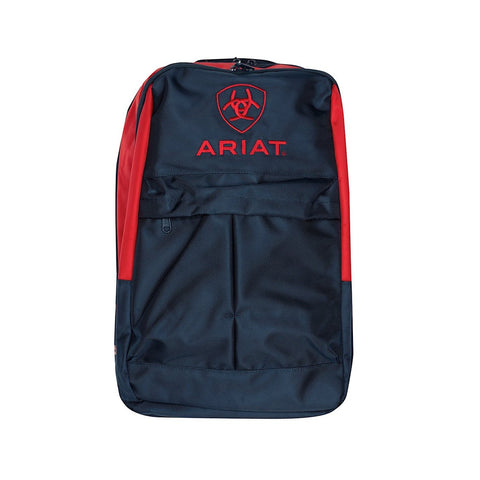 Back Pack Navy/Red