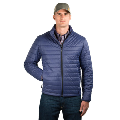 Showdown Insulated Jacket Dark Navy