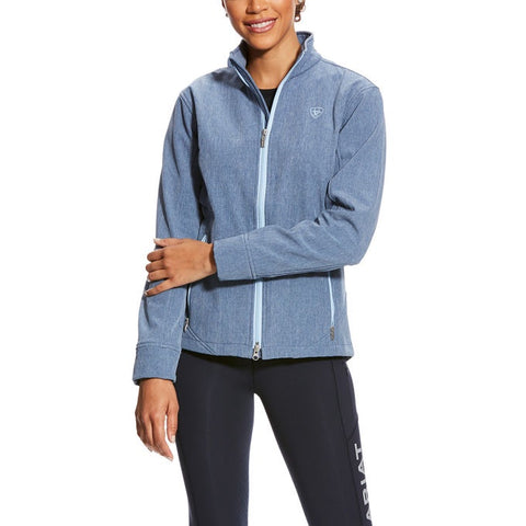 WMNS Journey softshell Jacket Indigo Fade