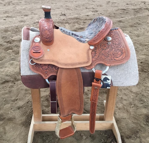 All Round Saddle