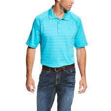 Perfect Turquoise Polo