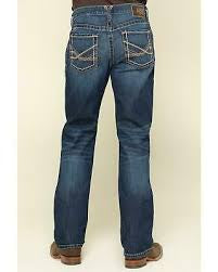 M2 Banner Boot Cut Jeans