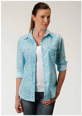 Amarillo Clear Blue Sky Shirt