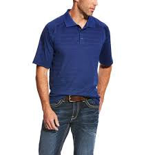 Blue Depths Polo