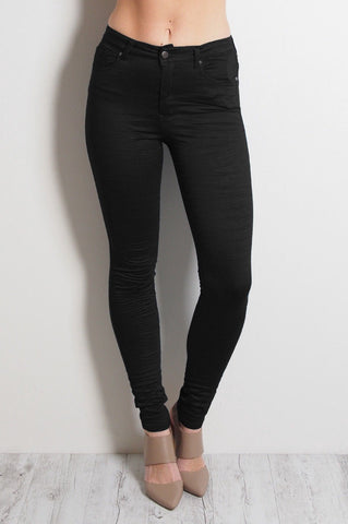 Refuge Black Denim Jean