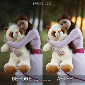 4 Seasons - Photoshop Actions