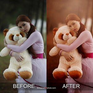 Soft Touch - Photoshop Actions