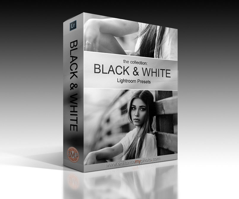 Black & White Collection - Lightroom Presets
