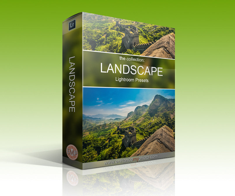Landscape Collection - Lightroom Presets