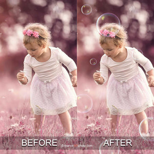 PHOTOSHOP BUNDLE - Actions & Overlays