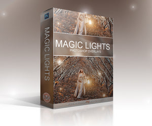 Magic Lights Overlays