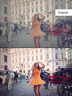 The Social Collection - 100 Lightroom Desktop & Mobile Presets