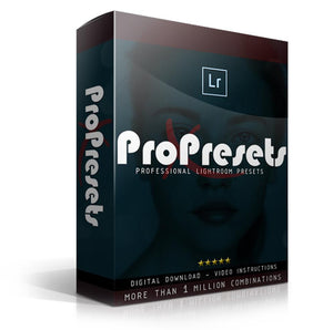 PROPRESETS X - THE ONLY PROFESSIONAL PRESETS
