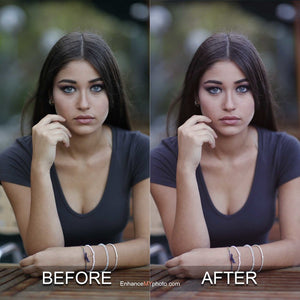 Split tones - Photoshop Actions