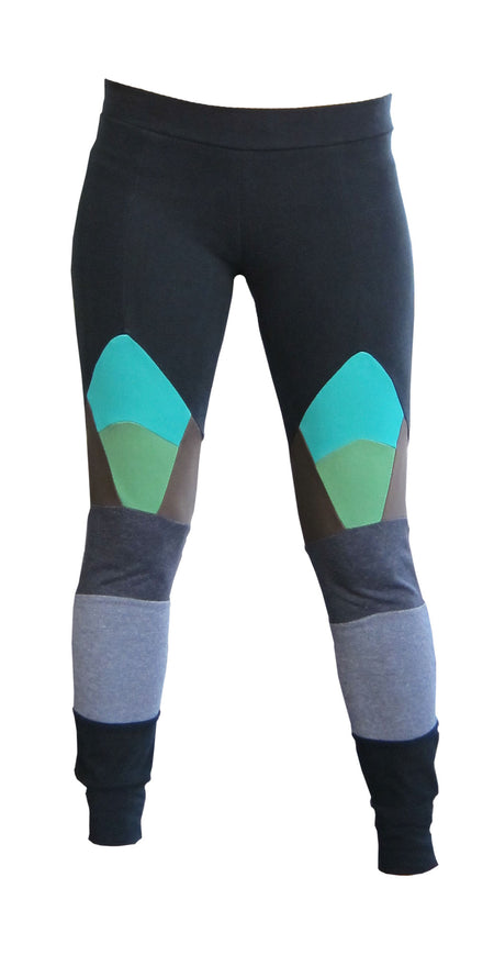 "Poised Leggings- ""Life Flow"""