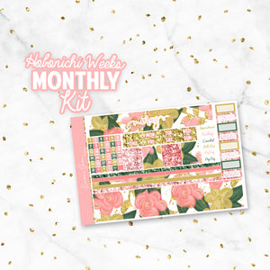 "May ""Simplicity"" Hobonichi Weeks Monthly Kit"