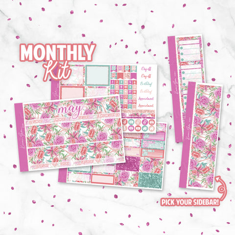 "May ""Delilah"" Monthly Overview Kit"