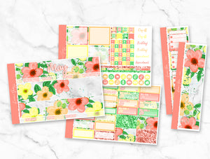 "May ""Summer Fling"" Monthly Overview Kit"