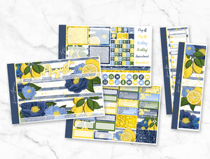 "August ""Lemonade"" Monthly Overview Kit"