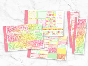 May Glitter Monthly Overview Kit